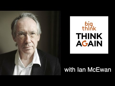 Ian McEwan - Think Again Podcast - A King of Infinite Space