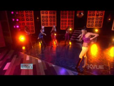 Pussycat dolls - Jai ho (live in ellen show) Mp3