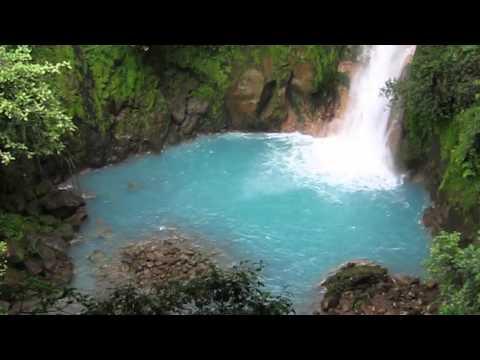 Rio Celeste (Sky Blue River) - Tenorio Volcano National Park, Costa Rica