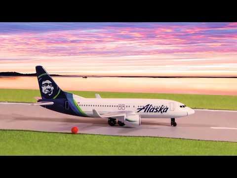 Alaska Airlines Social - Costa Rica