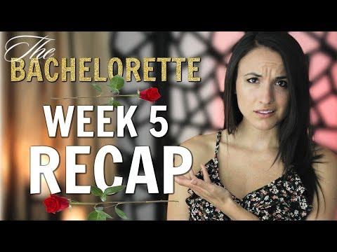 Hannah B Week 5 Recap Bachelorette