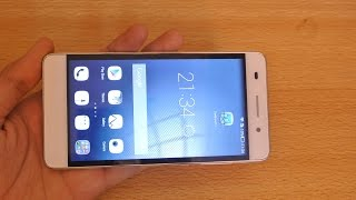 Huawei Honor 4c - How To Take a Screenshot