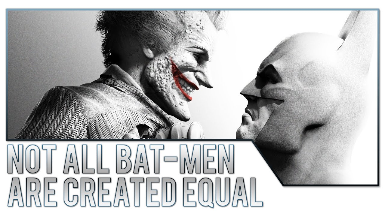 Not All Bat-Men Are Created Equal - YouTube