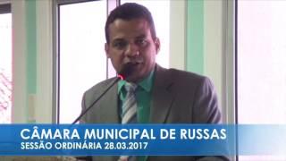 João Paulo Pronunciamento 28 03 2017