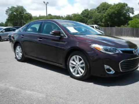 2015 toyota avalon pensacola fl youtube for Frontier motors pensacola fl
