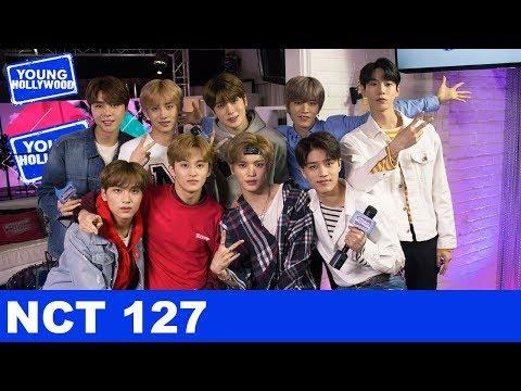 NCT 127 Talk KCON, Meeting Fans, Biggest Musical Influences, & More! PART 1