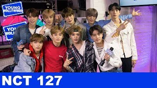 NCT 127 Talk KCON, Meeting Fans, Biggest Musical Influences, & More! PART 1
