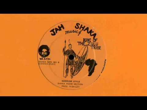 Jah Shaka - Warrior
