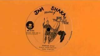 Jah Ragga - King Alpha Road Runner