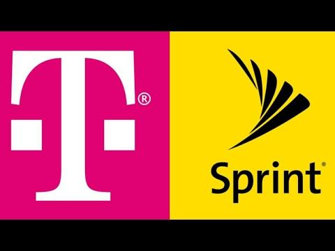 Sprint vs T-mobile  (coverage comparison with update coverage maps)