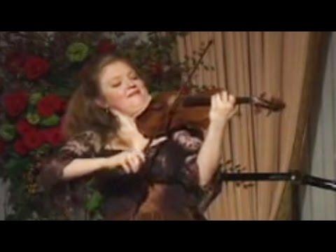 Happy Birthday Violin Variations -- Rachel Barton Pine