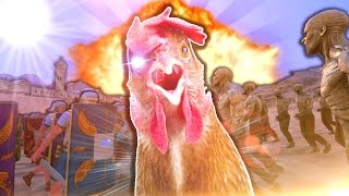 DAS UNBESIEGBARE HUHN?! Neues Update! (UEBS: Ultimate Epic Battle Simulator)