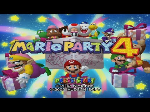 Mario Party 4 - Episode 01