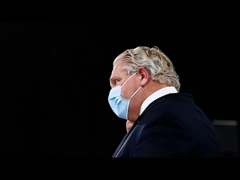 Ford on new lockdowns: 'I did it before, I'll do it again' | COVID-19 in Canada