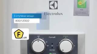 Обзор водонагреватель Electrolux EWH 50 Formax, Formax DL 30,50,80 и 100 литров