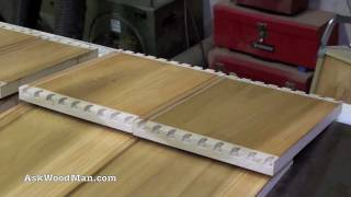 How To Make Plywood Boxes • 54 Of 64 • Woodworking Project For Kitchen Cabinets, Desks, Etc...