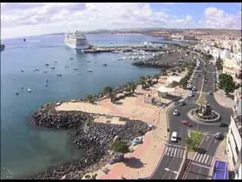 Puerto del rosario ciudad m s sostenible 2013 youtube - Pension puerto del rosario ...