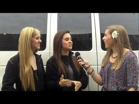 Interview with: Megan & Liz 11/20/11 NJ