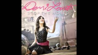 Demi Lovato - Stop The World Karaoke / Instrumental with backing vocals and lyrics