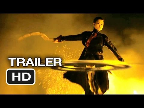 The Guillotines Official US Release Trailer #1 (2013) - Action Movie HD