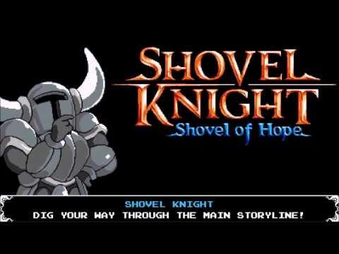 "Let's Play Shovel Knight: Treasure Trove -- Episode 01 ""Strike the Earth"""