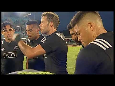 Cook Islands 7's V NZ 7's 2017 - Oceania Qualifiers