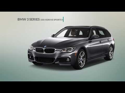 2018 BMW 3 Series 330i xDrive Sports Wagon Video Review
