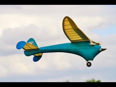 "VINTAGE RC MODEL ""SCARAB"" 82"" W/SPAN - ALL MOVING TAILPLANE - OS 70 FOURSTROKE GREENACRES MFC - 2017"