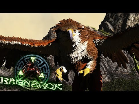 LINK ALS VRIEND? & GRIFFIN TAME (XL) - ARK: Ragnarok #20