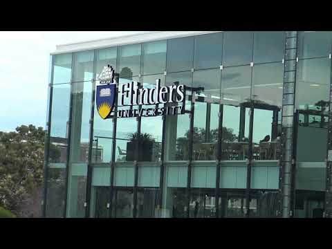 Flinders University tour - Main Campus