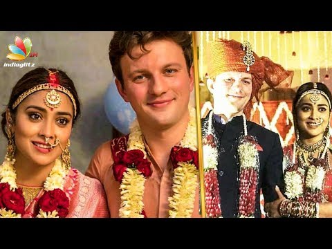 Shriya Saran Married for the Second Time to Andrei Koscheev | Celebrity Wedding | Hot News