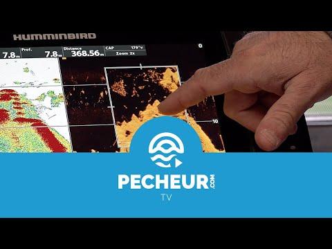 La technologie Down Imaging (DI) par Humminbird - Tutoriel Pecheur.com