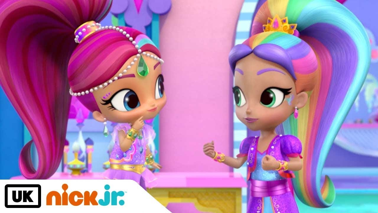 Download Shimmer and Shine | Hairdos and Dont's | Nick Jr. UK