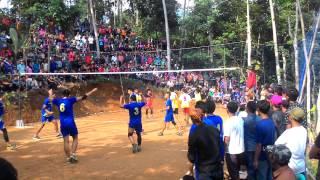 VOLLEYBALL OPEN TOURNAMENT (Bandung VS Kawali-Ciamis), video#2