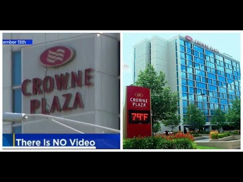 """Crowne plaza hotel Says,""""The VIDEO Of Kenneka Jenkins walking into Freezer Doesn't Exist"""""""