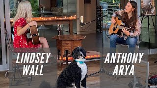 Shelter from the Storm - Bob Dylan Cover from Anthony Arya and Lindsey Wall