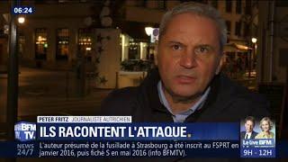 Strasbourg: les témoins racontent l'attaque