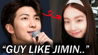 BTS RM Wants His Sister GO OUT with JIMIN?