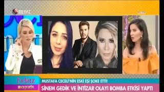 İNTİZAR VE SİNEM GEDİK AŞKI, MUSTAFA CECELİ !!!