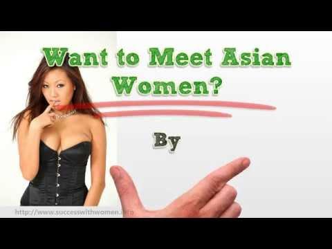 meet asian women