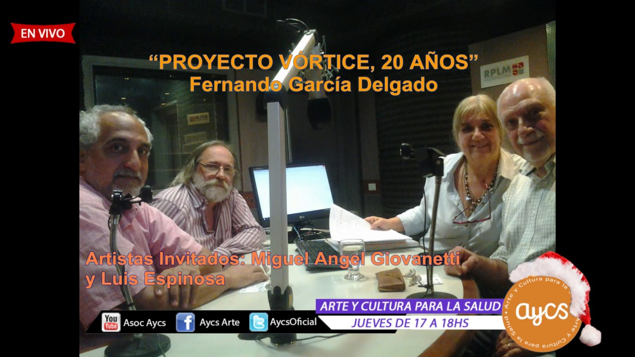 AyCS - Radio Palermo 2016