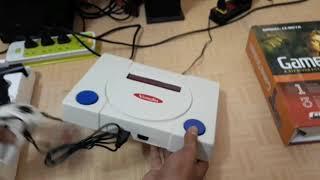 Máy chơi game 4 nút huyền thoại - tích hợp sẳn game 99999 trò p2