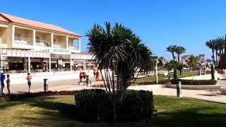 Начальное видео с Шарм Эль шейха отель Альбатрос 2021 год 1 е видео на gopro