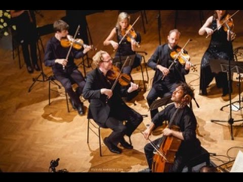 Nicolas Altstaedt with Arcangelo: Haydn cello concerto No 1
