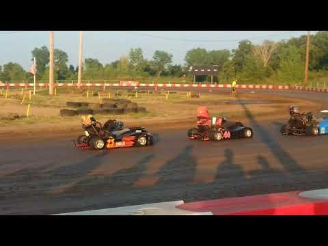 8.18.2018 - KC Raceway - 340 Heat 2