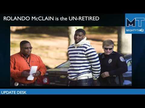 MightyTake.com 1 Rolando McClain The Un-Retired