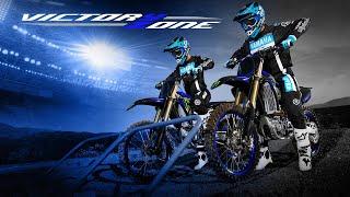 Ride like a Supercross Champion with the Monster Energy® Yamaha Racing Editions