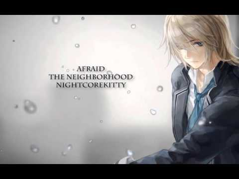 Nightcore-Afraid