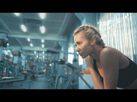 Приведи себя в форму - увлечение фитнесом   Катя