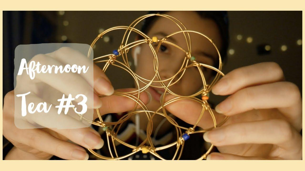 Download ASMR | Afternoon Tea #3 ☕️ Étrange objet, dessin et pinceaux